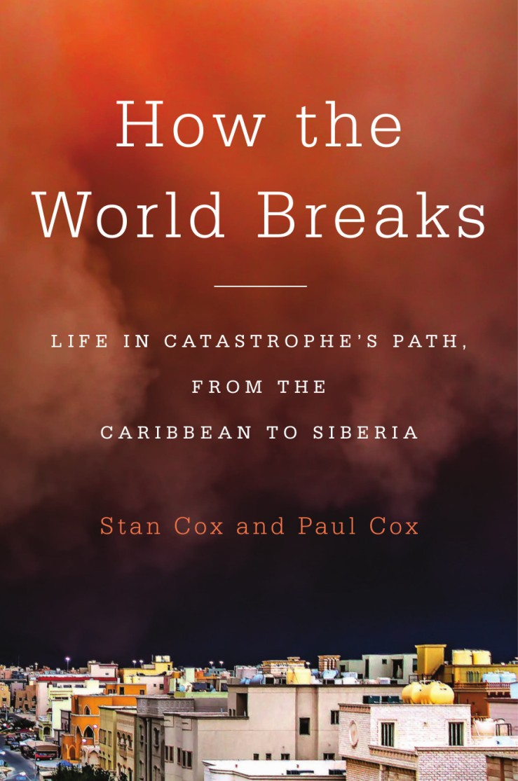 How the World Breaks_ARC cover