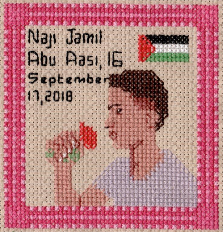 9 Naji Abu 'Aasi