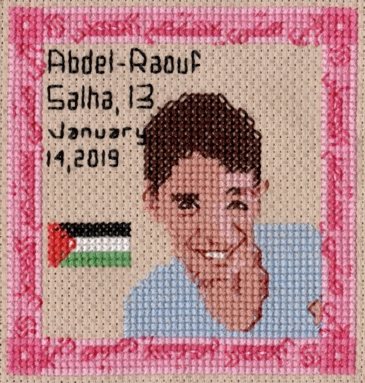 14 Abdel-Raouf Salha