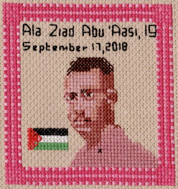 21 Ala Ziad Abu 'Aasi